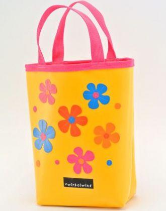 Minishopper mit Blumen