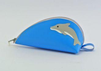 Bleistiftetui mit Delfin