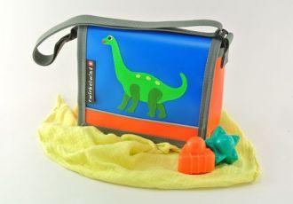 Kleinkind- Tasche mit Dinosaurier