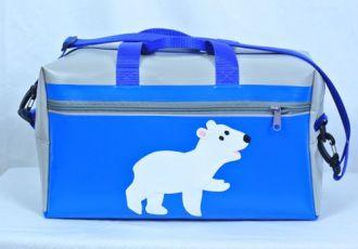 Sporttasche mit Eisbär