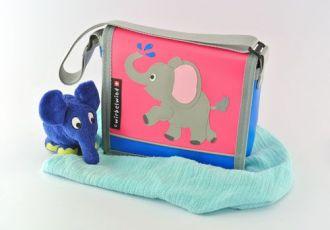 Kleinkind- Tasche mit Elefant