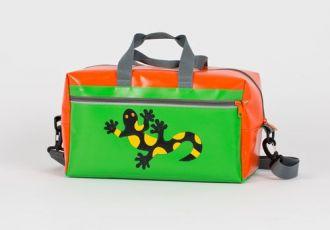 Sporttasche mit Feuersalamander