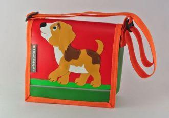 Kindergartentasche mit Hund