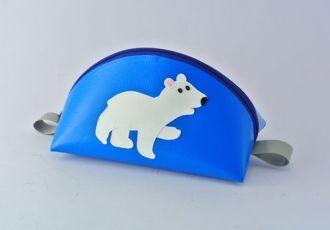 Necessaire mit Eisbär