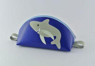 Necessaire mit Hai