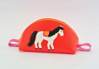Necessaire mit Pferd