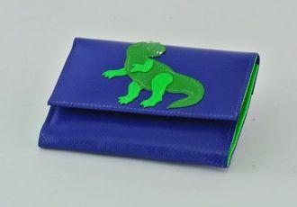 Portemonnaie mit Dinosaurier