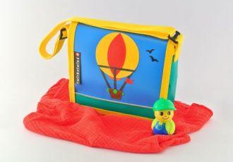 Kleinkind- Tasche mit Luftballon