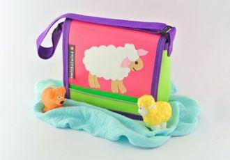 Kleinkind- Tasche mit Schaf