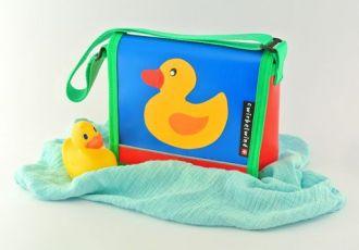 Kleinkind- Tasche mit Ente