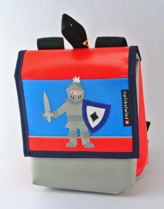 Kindergartentasche mit Ritter