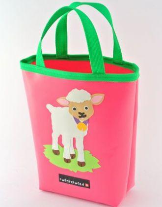 Minishopper mit Schaf