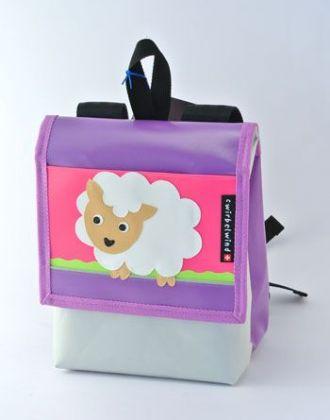 Kindergartenrucksack mit Schaf