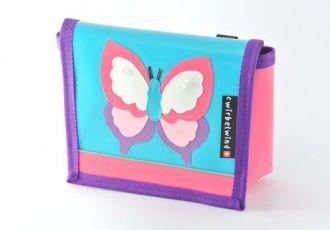 Velotäschli mit Schmetterling