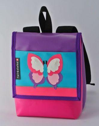 Kindergartenrucksack mit Schmetterling