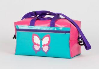 Sporttasche mit Schmetterling