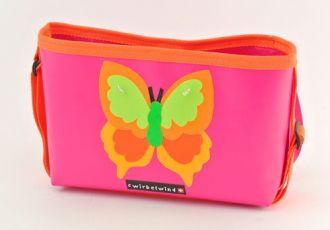 Hochstuhltäschli mit Schmetterling