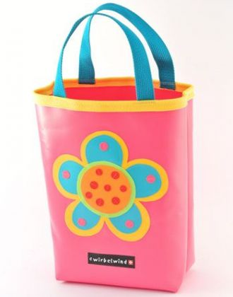 Minishopper mit Blume