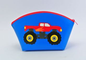 Necessaire mit Monstertruck