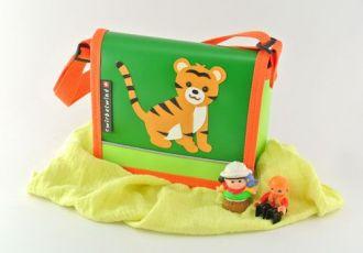 Kleinkind- Tasche mit Tiger