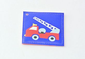 Jööli- Anhänger mit Feuerwehrauto