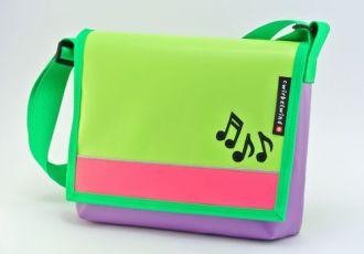 Musiktasche mit Noten