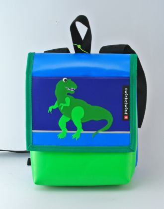 KIndergartenrucksack mit Dino Rex