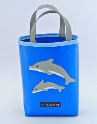 Minishopper mit Doppeldelfin