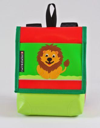 Kindergartenrucksack mit Löwe