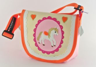Kindergartentasche mit Pony