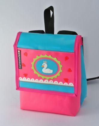 Kindergartenrucksack mit Schwan