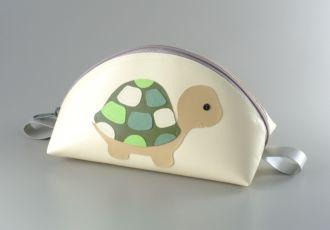 Necessaire mit Schildkröte