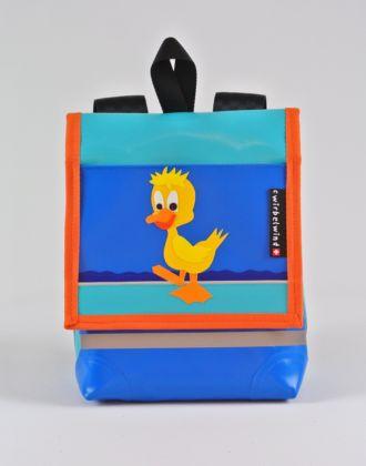Kindergartenrucksack mit Ente