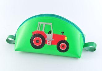 Necessaire mit Traktor