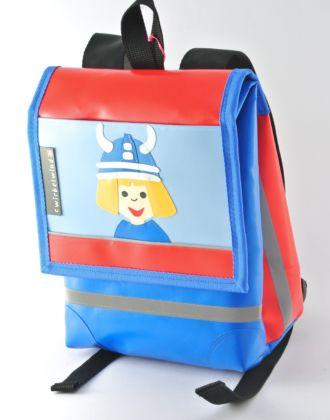 Kindergartenrucksack mit Wikinger