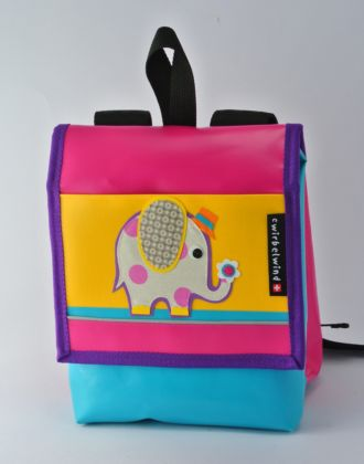 Kindergartenrucksack mit Elefant