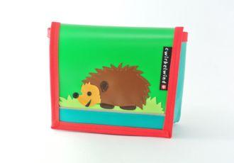 Kindergartentasche mit Igel