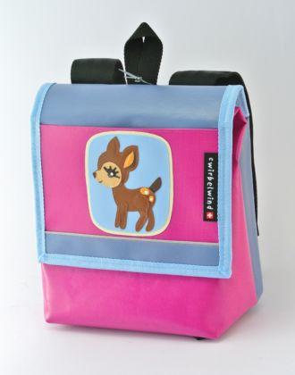 Kindergartenrucksack mit Reh