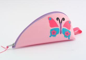 Bleistiftetui mit Schmetterling