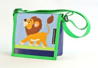 Kindergartentasche mit Löwe