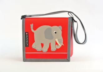 Kindergartentasche mit Motiv Elefant