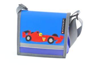 Kindergartentasche mit Formel 1 Auto