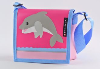 Kindergartentasche mit Delfin
